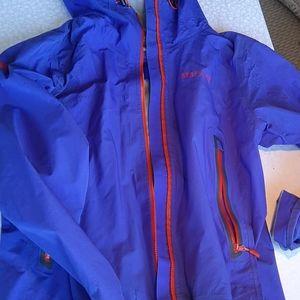 Marmot windbreaker jacket
